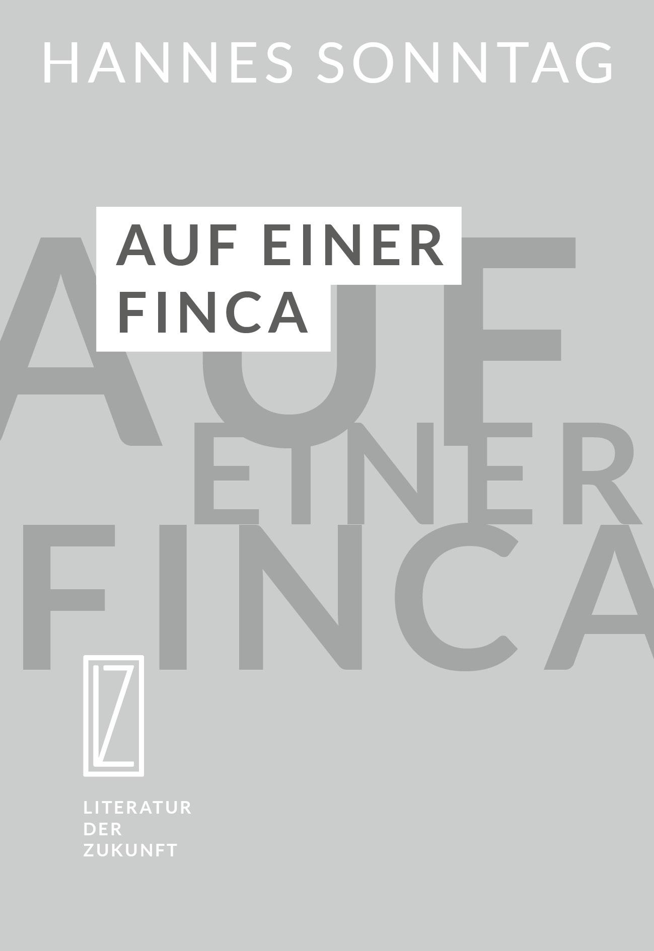 Cover - Auf einer Finca