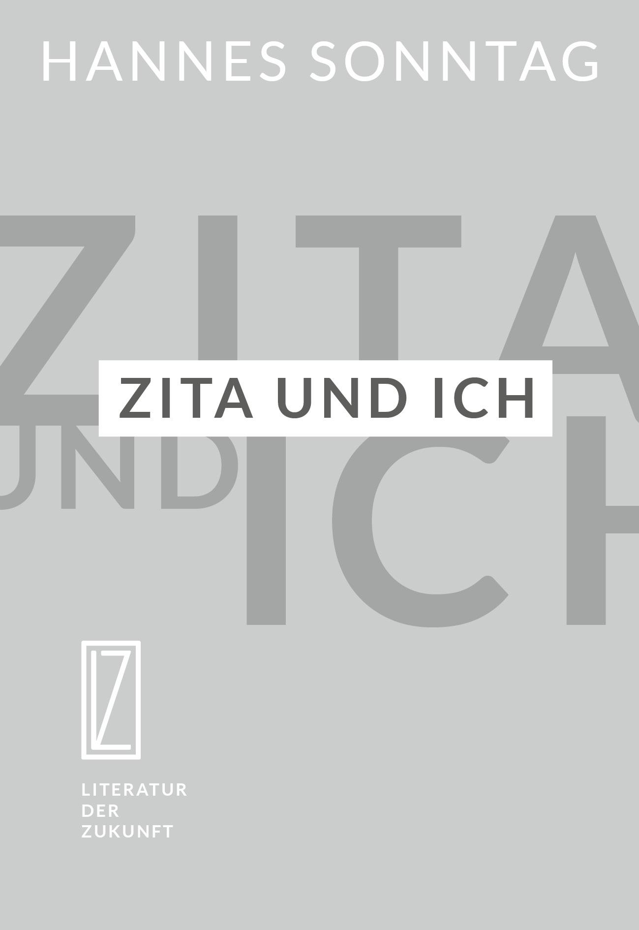 Cover - Zita und ich
