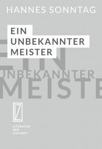 Cover - Ein unbekannter Meister